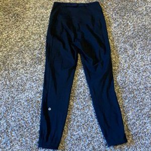 Lululemon Black Create Your Calm Leggings NWOT